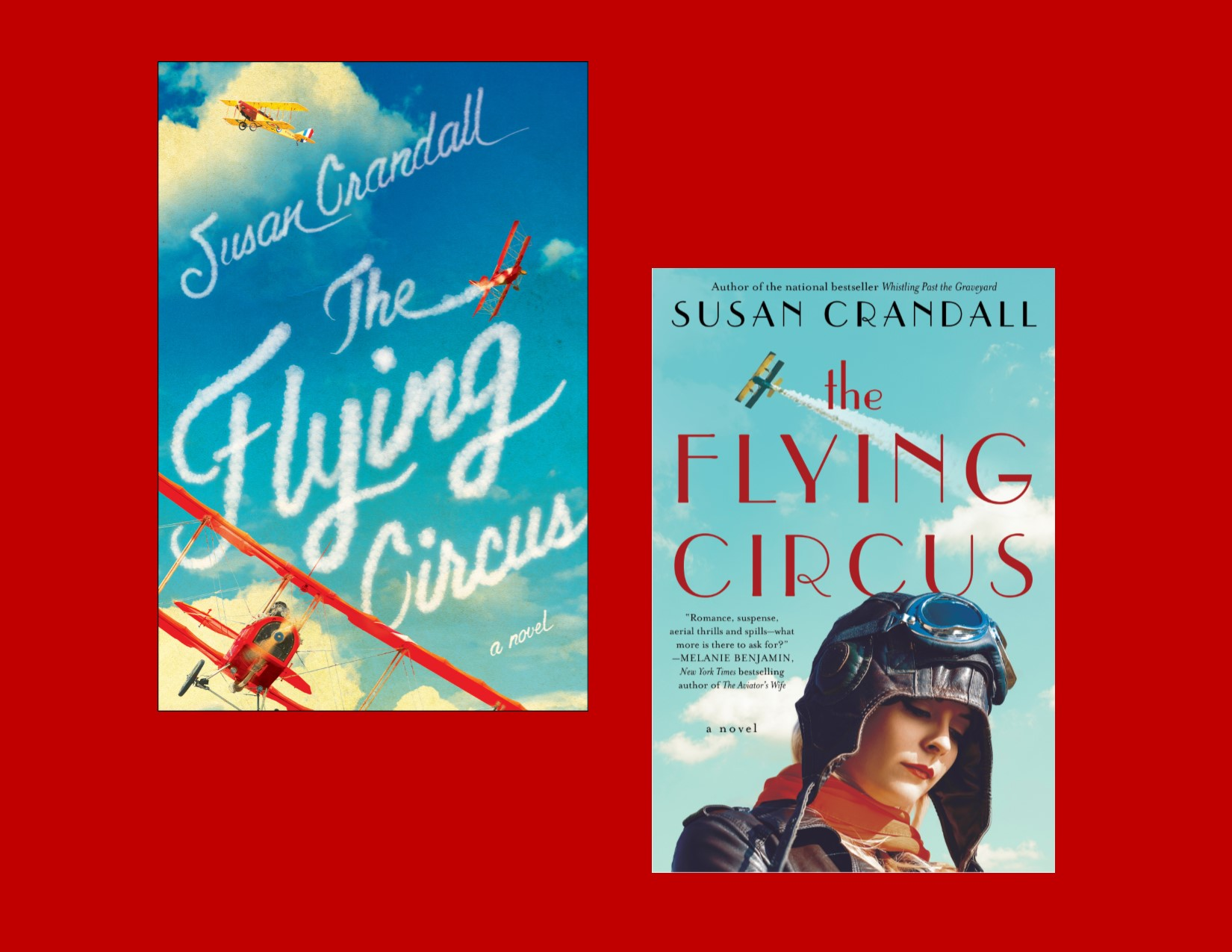 So Honored To Have The Flying Circus Longlisted For The Pat Conroy Book  Prize In Literature!
