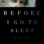 Before I Go to Sleep Book Cover