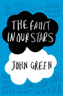 The Fault in Our Stars Book Cover