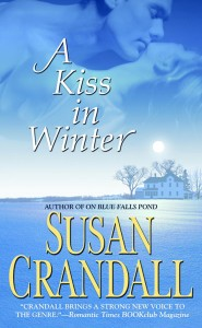 A Kiss in Winter Book Cover