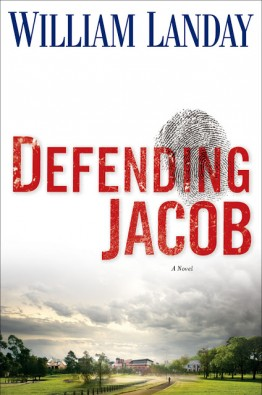 Defending Jacob by William Landay Book Cover