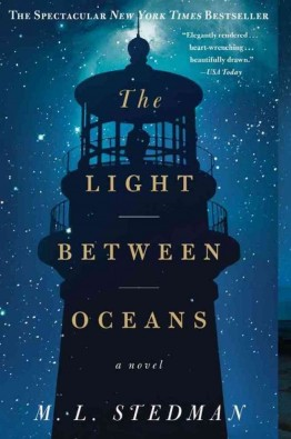 The Light Between Oceans Book Cover