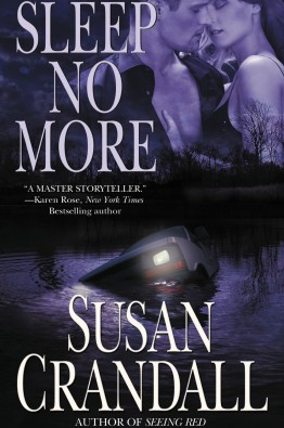 Sleep No More Book Cover