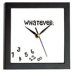 Susan Crandall Clock