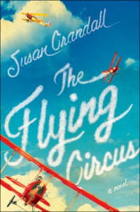 the flying circus final cover art